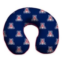 University of Arizona Memory Foam Neck Pillow