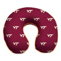 Virginia Tech Memory Foam Neck Pillow