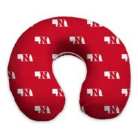 University of Nebraska Memory Foam Neck Pillow