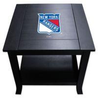 NHL New York Rangers Side Table