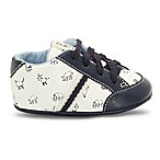 ED Ellen DeGeneres Size 3-6M Animal Sneaker in White