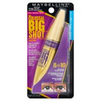 Maybelline® The Colossal Big Shot™ Volum' Express Waterproof Mascara in Very Black