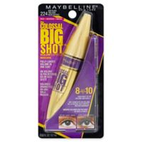 Maybelline® The Colossal Big Shot™ Volum' Express .33 fl. oz. Mascara in Very Black