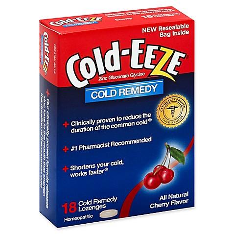 Cold-Eeze® 18-Count Zinc Lozenges in Cherry