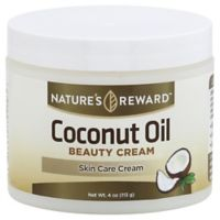 Nature's Reward 4 oz. Coconut Oil Beauty Cream
