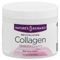 Nature's Reward 4 oz. Revitalizing Collagen Beauty Cream