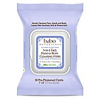 babo Botanicals® 30-Count 3-in-1 Calming Face, Hand and Body Wipes in Lavender & Meadowsweet