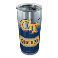 Tervis® Georgia Tech Knockout 20 oz. Stainless Steel Tumbler with Lid