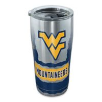 Tervis® West Virginia University 20 oz. Knockout Stainless Steel Tumbler with Lid
