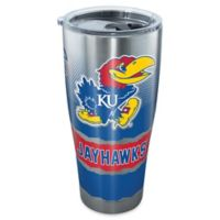 Tervis® University of Kansas Knockout 30 oz. Stainless Steel Tumbler with Lid