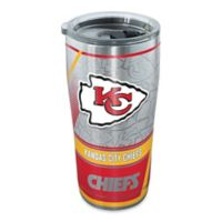 Tervis® NFL Kansas City Chiefs 20 oz. Edge Stainless Steel Tumbler with Lid