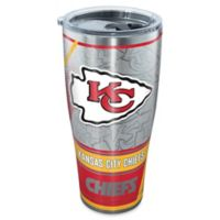 Tervis® NFL Kansas City Chiefs 30 oz. Edge Stainless Steel Tumbler with Lid