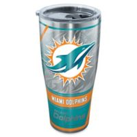 Tervis® NFL Miami Dolphins 30 oz. Edge Stainless Steel Tumbler with Lid