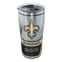 Tervis® NFL New Orleans Saints 20 oz. Edge Stainless Steel Tumbler with Lid