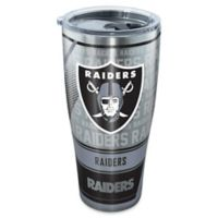 Tervis® NFL Oakland Raiders 30 oz. Edge Stainless Steel Tumbler with Lid