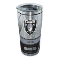 Tervis® NFL Oakland Raiders 20 oz. Edge Stainless Steel Tumbler with Lid