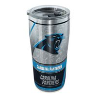 Tervis® NFL Carolina Panthers 20 oz. Edge Stainless Steel Tumbler with Lid