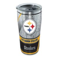 Tervis® NFL Pittsburgh Steelers 20 oz. Edge Stainless Steel Tumbler with Lid