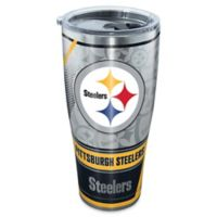 Tervis® NFL Pittsburgh Steelers 30 oz. Edge Stainless Steel Tumbler with Lid
