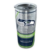 Tervis® NFL Seattle Seahawks 20 oz. Edge Stainless Steel Tumbler with Lid