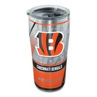 Tervis® NFL Cincinnati Bengals 20 oz. Edge Stainless Steel Tumbler with Lid