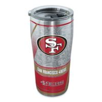 Tervis® NFL San Francisco 49ers 20 oz. Edge Stainless Steel Tumbler with Lid
