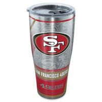 Tervis® NFL San Francisco 49ers 30 oz. Edge Stainless Steel Tumbler with Lid