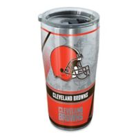 Tervis® NFL Cleveland Browns 20 oz. Edge Stainless Steel Tumbler with Lid