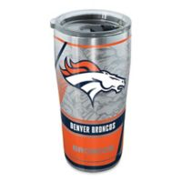 Tervis® NFL Denver Broncos 20 oz. Edge Stainless Steel Tumbler with Lid
