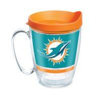 Tervis® NFL Miami Dolphins Legend 16 oz. Wrap Mug with Lid