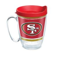 Tervis® NFL San Francisco 49ers Legend 16 oz. Wrap Mug with Lid