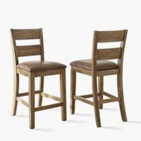 Steve Silver Co. Cambrey Counter Height Dining Chairs (Set of 2)