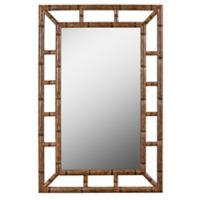 Kenroy Home Aviary 26-Inch x 40-Inch Rectangular Wall Mirror