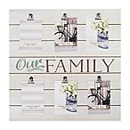 "6-Opening ""Our Family"" Collage"