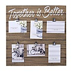 "6-Opening ""Together is Better"" Collage"