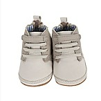 Robeez Size 12-18M First Kicks Elijah Boot in Grey