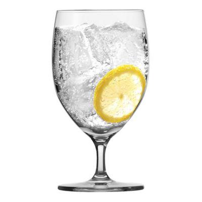 Schott Zwiesel Tritan Cru Clic Water Gles Set Of 6