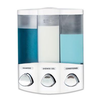 Superieur Clear Choice Shower Dispenser