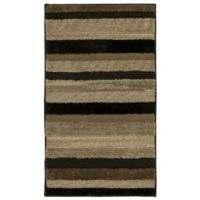 Mohawk Home® Farmhouse Mirage 1-Foot 6-Inch x 2-Foot 8-Inch Accent Rug in Black Walnut