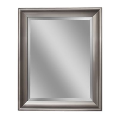 Buy Brushed Nickel Mirrors from Bed Bath & Beyond
