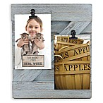 Fetco Home Décor™ Farmhouse 2-Clip Collage Frame in Rustic Grey