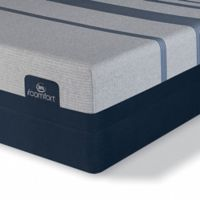 Serta® iComfort® Blue Max 1000 Cushion Firm Low Profile Split Queen Mattress Set