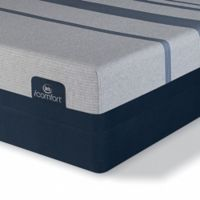 Serta® iComfort® Blue Max 1000 Cushion Firm Queen Mattress Set
