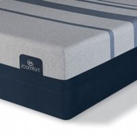 Serta® iComfort® Blue Max 1000 Plush Queen Mattress Set