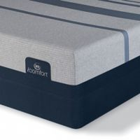 Serta® iComfort® Blue Max 3000 Elite Plush Queen Mattress Set