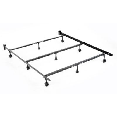 fashion bed group solutions universal folding bed frame in black - Where Can I Buy Bed Frames