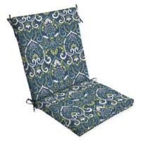 Arden Selections Aurora Outdoor Chair Cushion in Blue