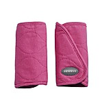 JJ Cole® Reversible Strap Covers in Pink Sassy Wave