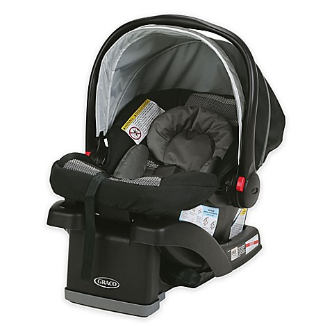 graco snugride click connect 30 lx infant car seat in banner bed bath beyond. Black Bedroom Furniture Sets. Home Design Ideas