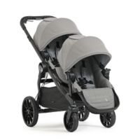 Baby Jogger® City Select® LUX Convertible Stroller with 2nd Seat in Slate